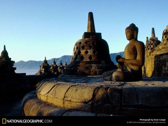 Candi Borobudur - Magelang - Indonesia